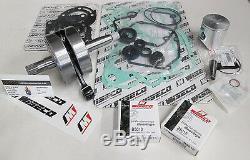 Suzuki Rm 250 Wiseco Engine Rebuild Kit, Vilebrequin, Pistons, 2003-2004 Gaskets