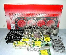 Toyota Hilux 5l 3 Litres Diesel Plein Moteur Rebuild Kit Ln147, Ln167, Ln172
