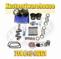 Vw Volkswagen Engine Rebuild Kit 85,5 X 69 Bug De Super Beetle Ghia Bus