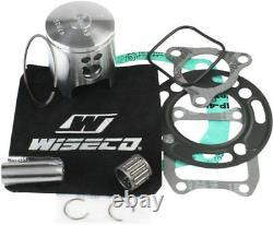 Wiseco Haut Et Bas Fin Honda Cr 1992-1902 80 R Moteur Rebuild Kit Manivelle / Piston