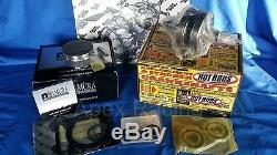 Yamaha'06-09 Rhino 450 Hotrods Haut Et Bas Moteur Rebuild Kit Piston Manivelle Gsk