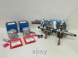 Yamaha 701 62t Kit De Reconstruction Moteur, Pistons, Joints, Crankingshaft, Sceaux