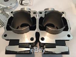 Yamaha Banshee Cylindres De Moteur Joints Pour Kit De Reconstruction De Moteur Haut De Gamme Wiseco