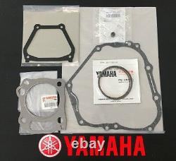 Yamaha Golf Cart Motor Engine Reconstruction Kit Anneaux, Joints Joints Ydra 2007- 2013