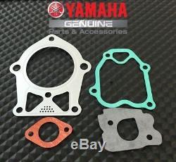 Yamaha Motor Oem Voiturette Moteur Reconstruire Anneaux Kit, Joints, Joints G2 1985-1991