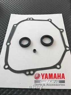 Yamaha Motor Voiturette Moteur Reconstruire Anneaux Kit, Joints, Joints Et G9 1991-1995