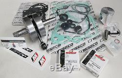 Yamaha Yz 125 Wiseco Engine Rebuild Kit Vilebrequin, Pistons, Joints D'étanchéité 2002-2004