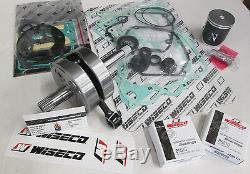 Yamaha Yz 250 Kit De Reconstruction De Moteur Vilebrequin, Piston, Joint D'étanchéité 1999-2000